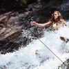 Deep Creek Julie falls 76