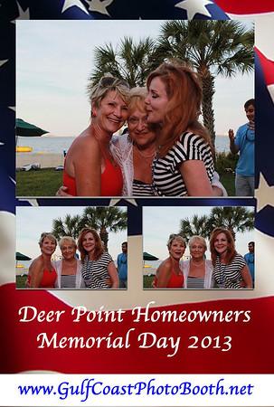 Deer Point Memorial Day