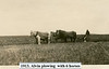 1 114 7 07 1913 Alvin plowing