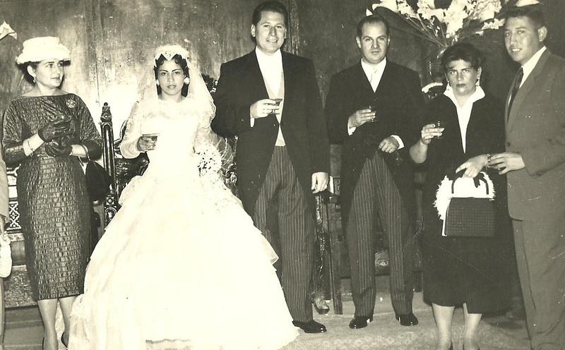 Matrimonio Tio Eduardo y Tia Concho