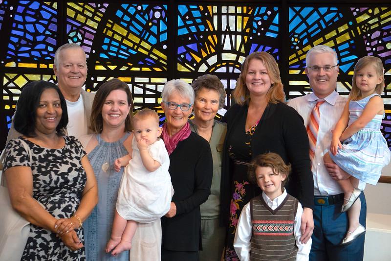 Delaney's Baptism