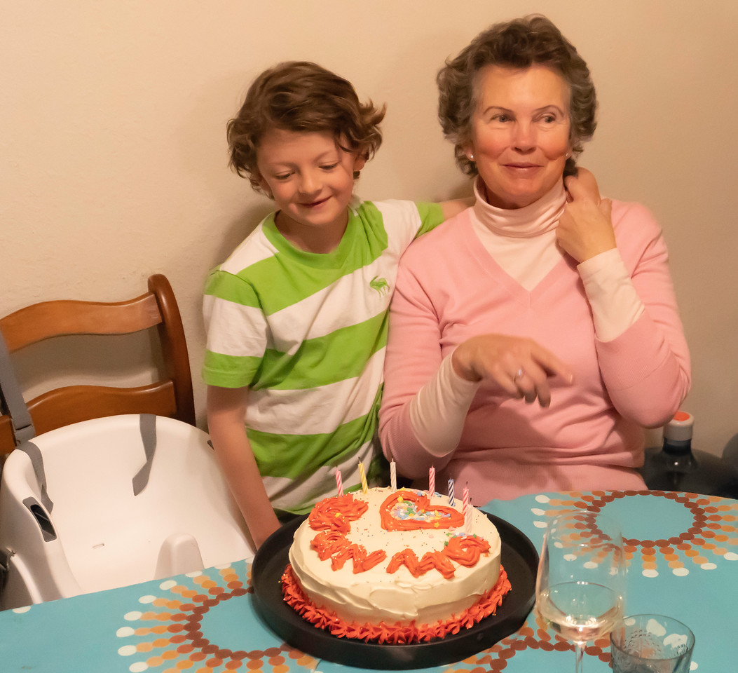 Lynne Siefert's 74th Birthday