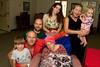 Raubacher family visiting Didi