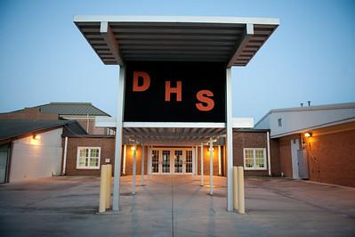 delcambre high school homecoming 2011
