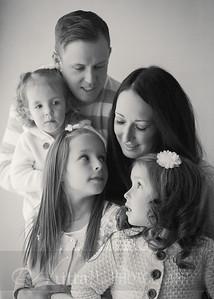 Denboer Family 22bw