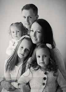 Denboer Family 21bw
