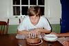 Denna's birthday 2003