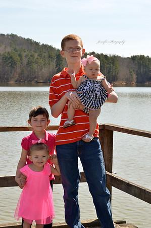 Denton & entended family