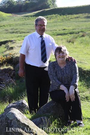 Derek and Thelma's Golden Wedding