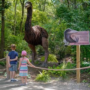 Grandkids @ Detroit Zoo
