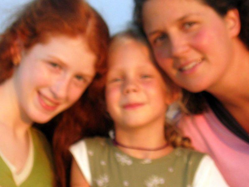 Sasha, Maddi, Louise