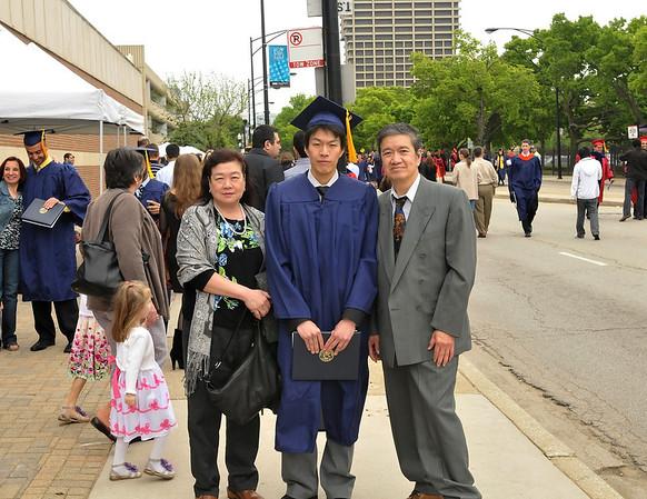 Dexter Graduation