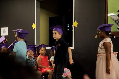 Dexter Kindergarten Graduation