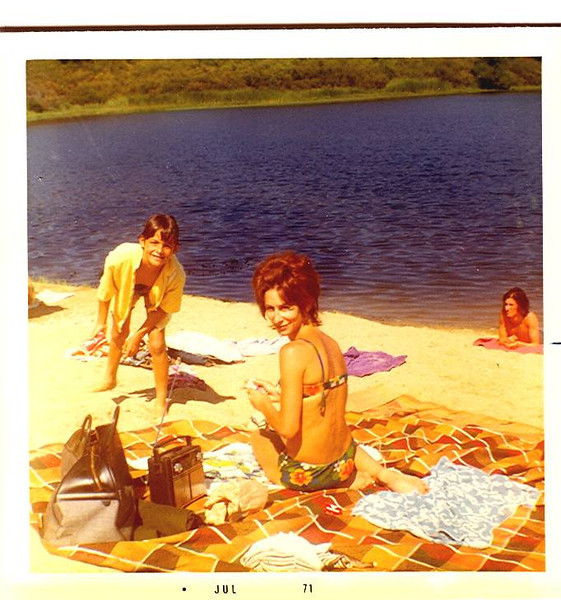 1971-07-Diane with Rick