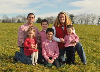 Diaz Family 2011