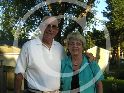 Dick and Joy visit September 2005