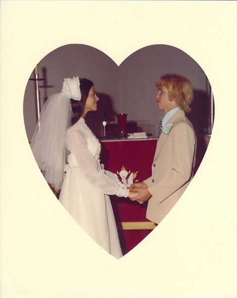 Wedding - Dick and Lois