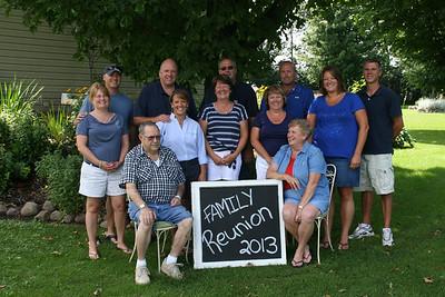 Dicob Family Reunion 7-20-2013
