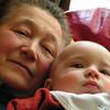 Su inseparable abuela