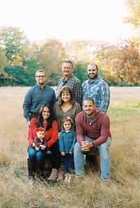 Diehl and Walkingstick Family