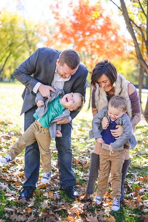 Diloia Family Fall 2017