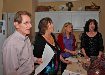 Noel, Judi, Mary Beth, Linda