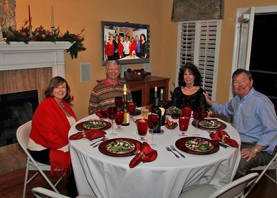 Suzon, George, Linda, Jim