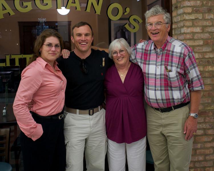 Dinner at Maggiano's w/Scott