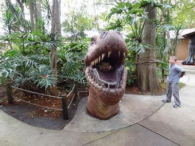 Dinosaur World 2011