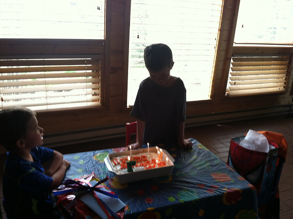 Dirk's 7th BDay