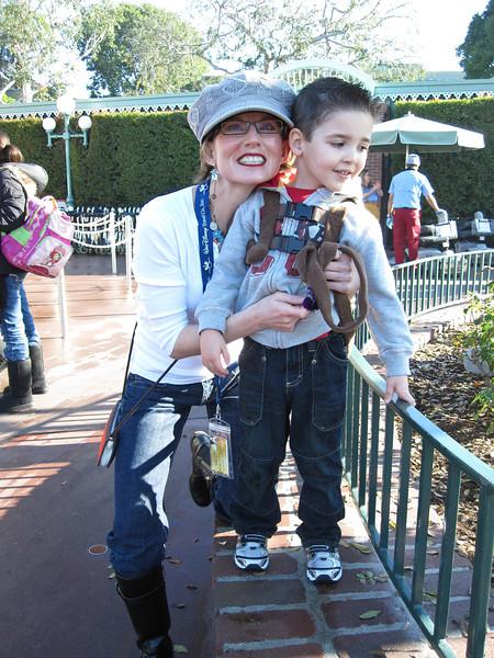 """JSturr Photographer -  <a href=""""http://www.jsturr.com"""">http://www.jsturr.com</a><br /> <br /> Madeline and Colton waiting for the stroller."""