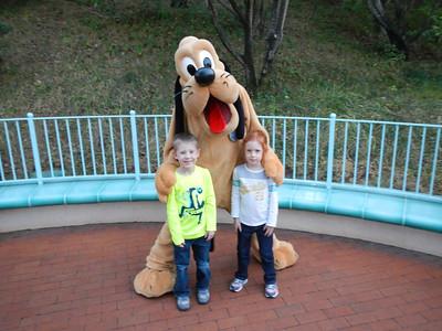 Disney Land Jan 2013