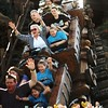 Seven Dwarf's Mine Train was one of our favorites!