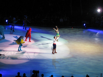 Disney on Ice Feb 2010
