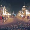 Main Street at night, 1961