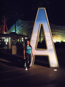 A is for Alethea.