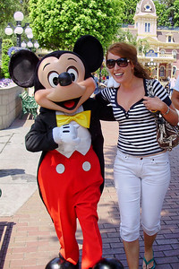 Mickey and Edel