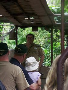 The Jungle Boat