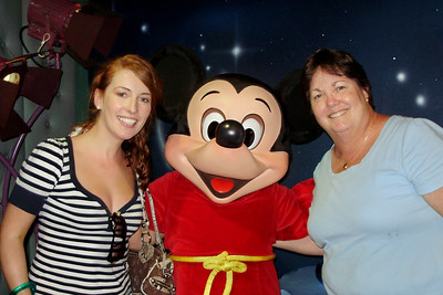 Mickey and Edel and MP