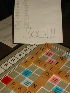 Djuna's score: 300!