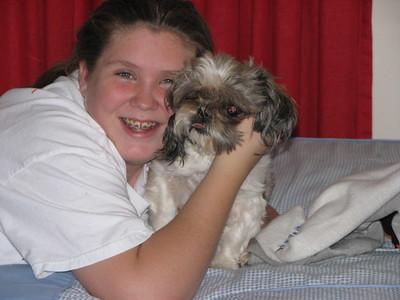 Brandi's baby Cody!!  Aww...