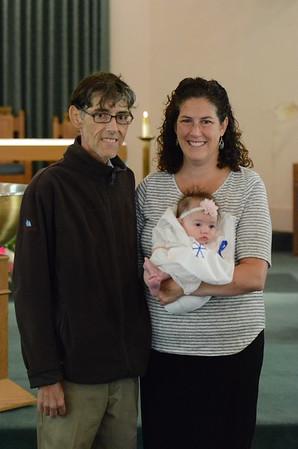 2016.07.31 Charlotte Baptism