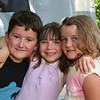 Sean Satchell, Francesca Loushin and Anna Satchell