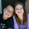 Dominick and Francesca Loushin.