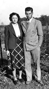 Robert and Dorothy Lee - Don's Mother and Father