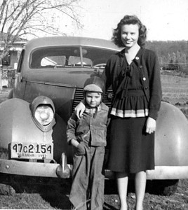 Lillian Lee - Don's Aunt (Sister of Father Robert).with Don