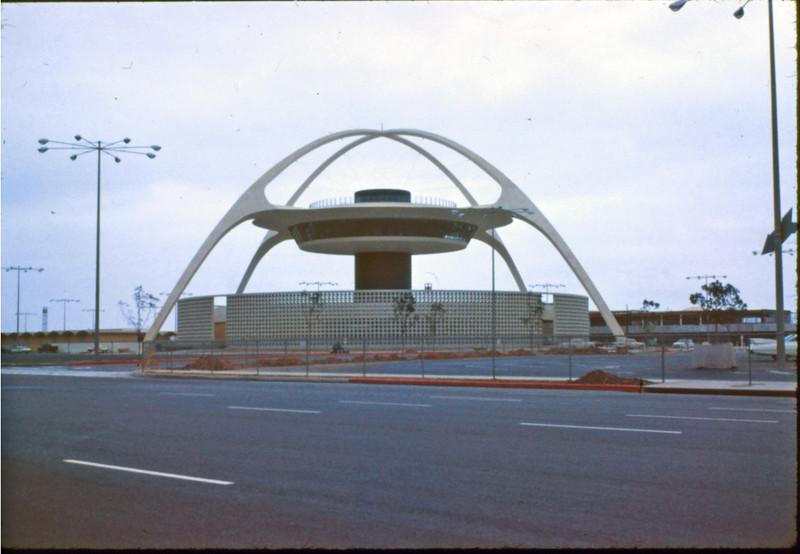 LAX  Los Angeles 1961