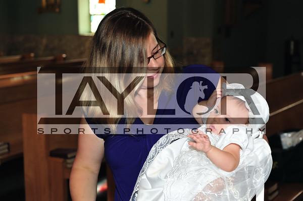 Donabella Baptism