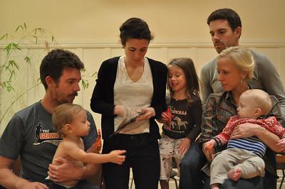 Donahue Family Holiday Pics