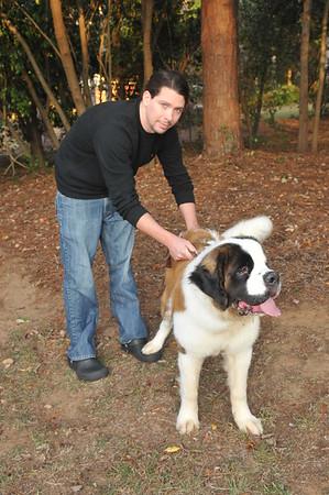 Don & Kate's dog Natasha